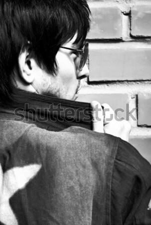 Spy Stock photo © zastavkin