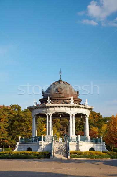 Rotunda Stock photo © zastavkin