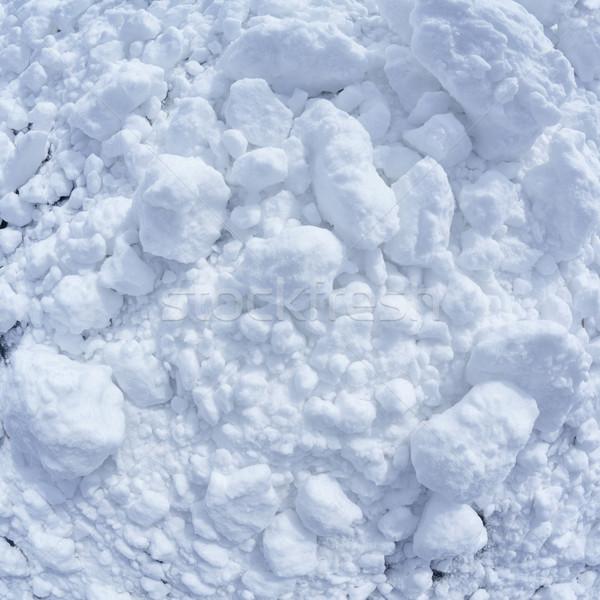 氷 湖 テクスチャ 自然 背景 青 ストックフォト © zastavkin