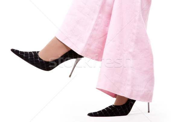 Court shoes Stock photo © zastavkin
