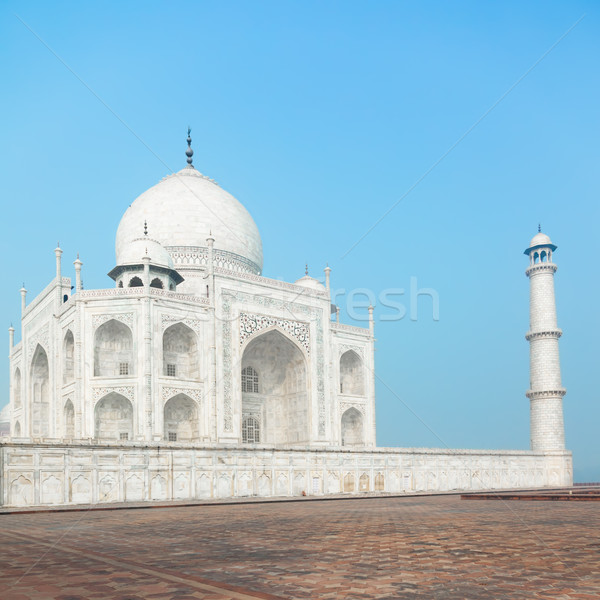 Taj Mahal in India Stock photo © zastavkin