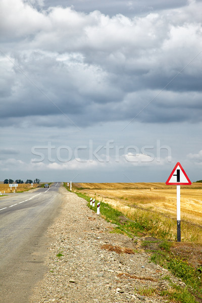 Altai road Stock photo © zastavkin