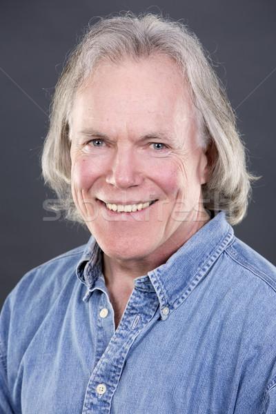casual caucasian man  Stock photo © zdenkam