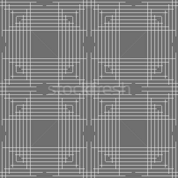モノクロ パターン 薄い グレー 行 シームレス ストックフォト © Zebra-Finch