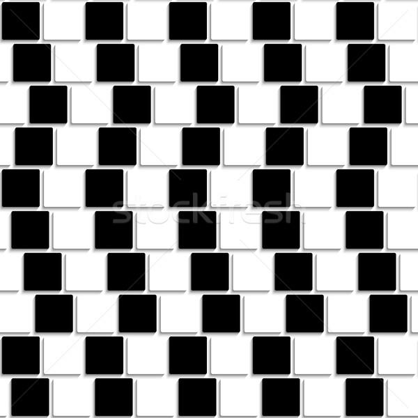 黑白 瓷砖 错觉 无缝 抽象 几何 商业照片 zebra-finch