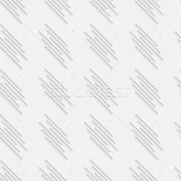геометрический шаблон белый диагональ короткий линия Сток-фото © Zebra-Finch