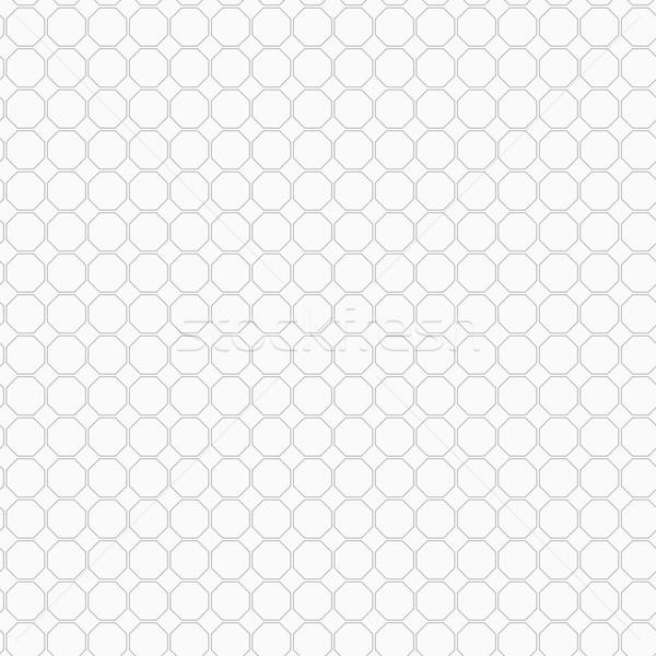 Delgado gris pequeño elegante geométrico moderna Foto stock © Zebra-Finch