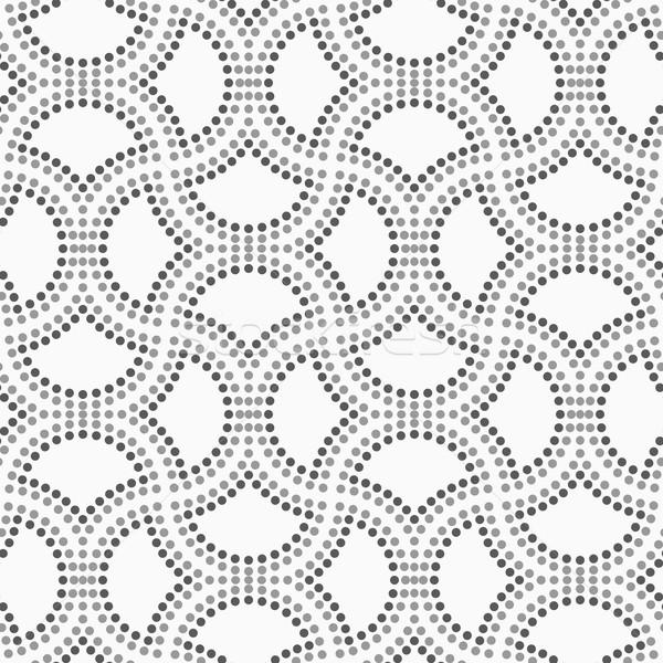 Dotted circle pin will Stock photo © Zebra-Finch