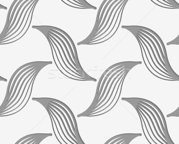 Perforated striped birds Stock photo © Zebra-Finch