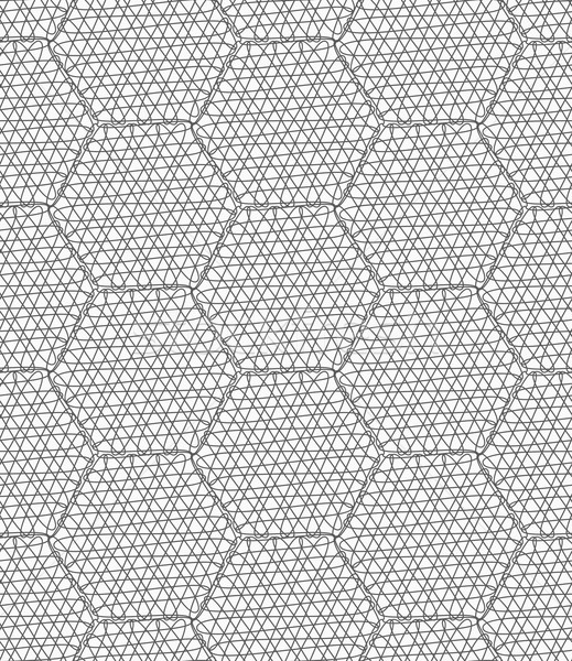 Slim gray scribbled hexagons Stock photo © Zebra-Finch