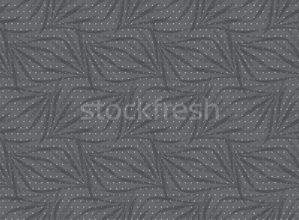 орнамент серый цветочный повернуть Сток-фото © Zebra-Finch