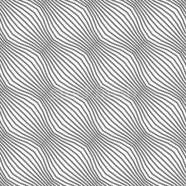 Gris ornamento diagonal punteado olas sin costura Foto stock © Zebra-Finch
