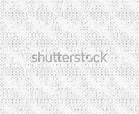 Repeating ornament white intersecting texture Stock photo © Zebra-Finch