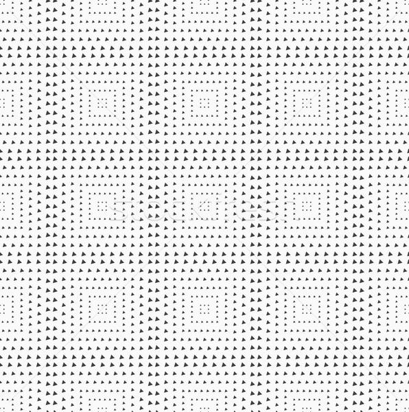 正方形 モノクロ 点在 テクスチャ 抽象的な ストックフォト © Zebra-Finch