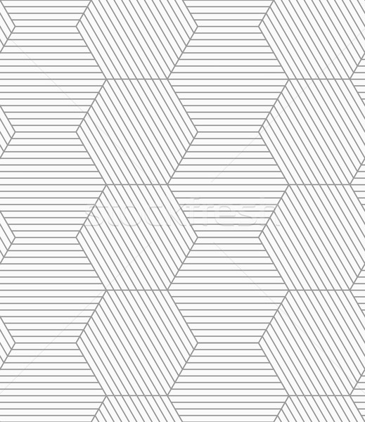 Delgado gris a rayas resumen geométrico sin costura Foto stock © Zebra-Finch