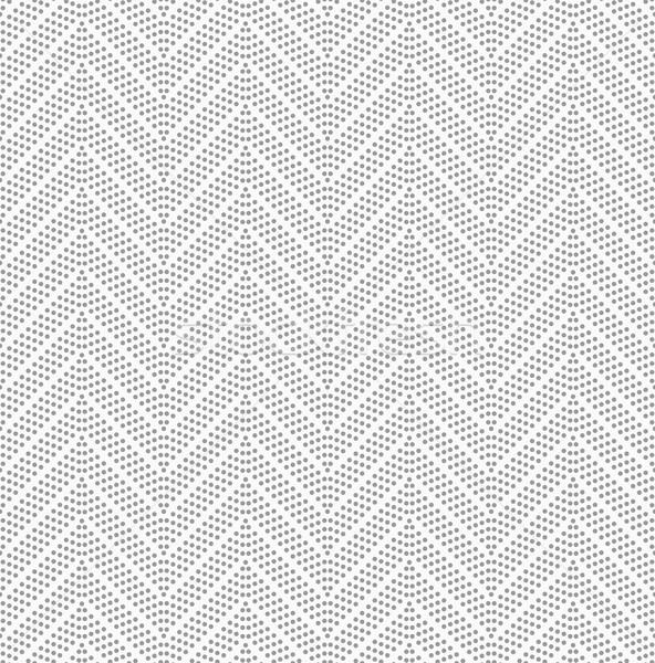 Delgado gris punteado elegante geométrico moderna Foto stock © Zebra-Finch