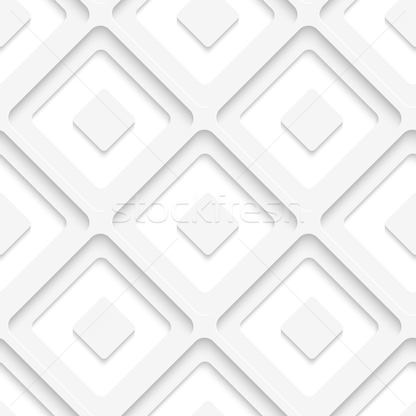 White squares and sell layered Stock photo © Zebra-Finch