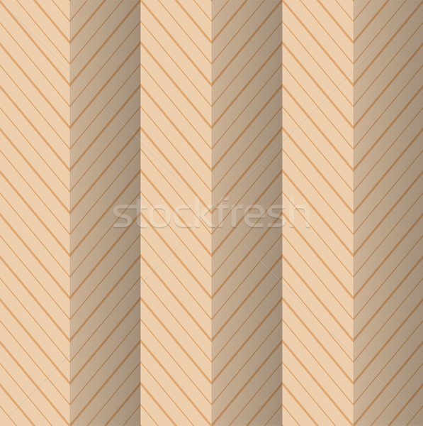 Retro a rayas zigzag vintage simple Foto stock © Zebra-Finch