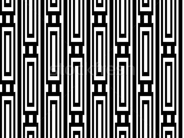 Black and white vertical chain Stock photo © Zebra-Finch