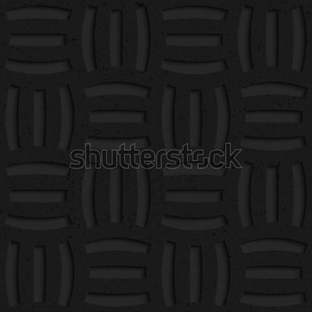 Siyah plastik üç pin Stok fotoğraf © Zebra-Finch