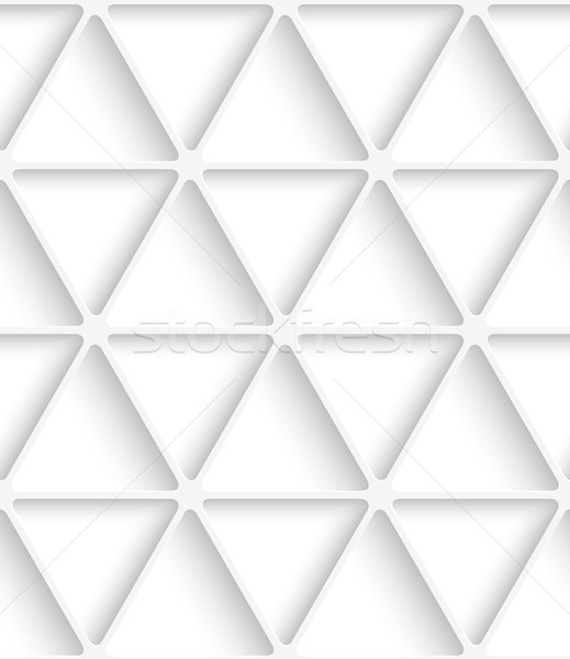 White triangular net seamless Stock photo © Zebra-Finch