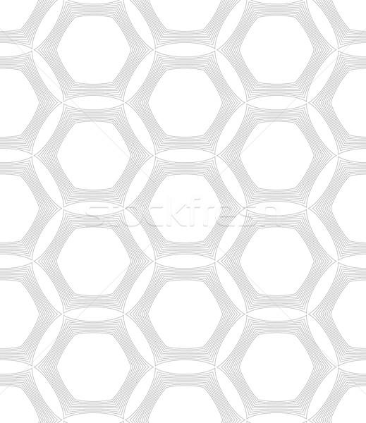 Ornement beaucoup lignes élégant Photo stock © Zebra-Finch
