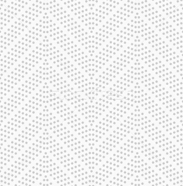 Punteado resumen geométrico monocromo diseno patrón Foto stock © Zebra-Finch