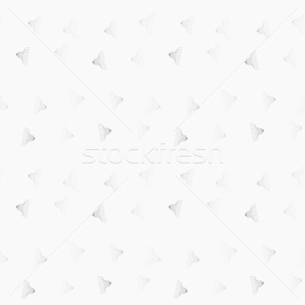 Monochromatyczny wzór liniowy streszczenie ciemne świetle Zdjęcia stock © Zebra-Finch