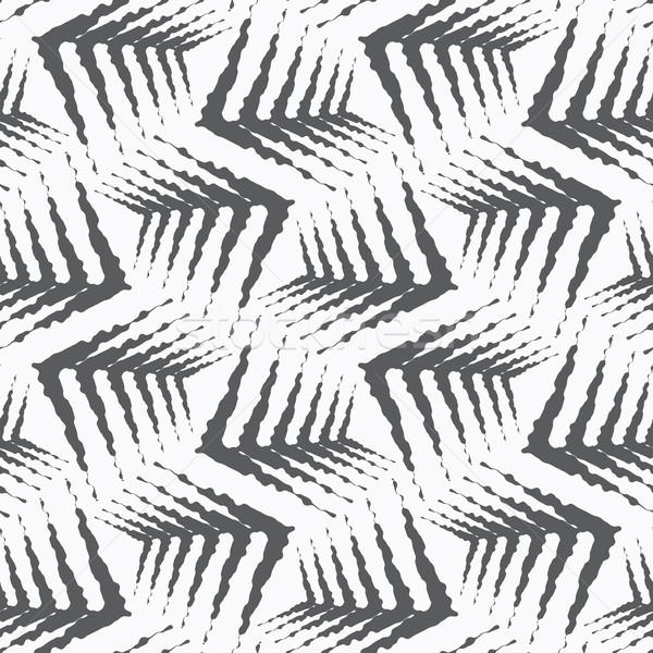 орнамент серый грубо бесшовный Сток-фото © Zebra-Finch
