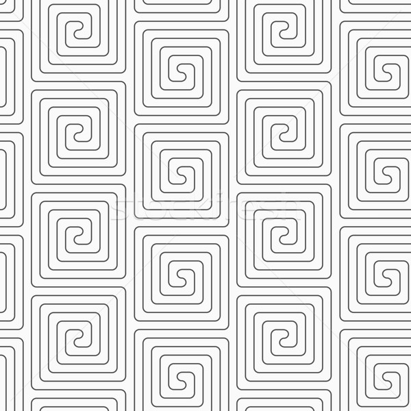 Ince gri dikey kare geometrik Stok fotoğraf © Zebra-Finch