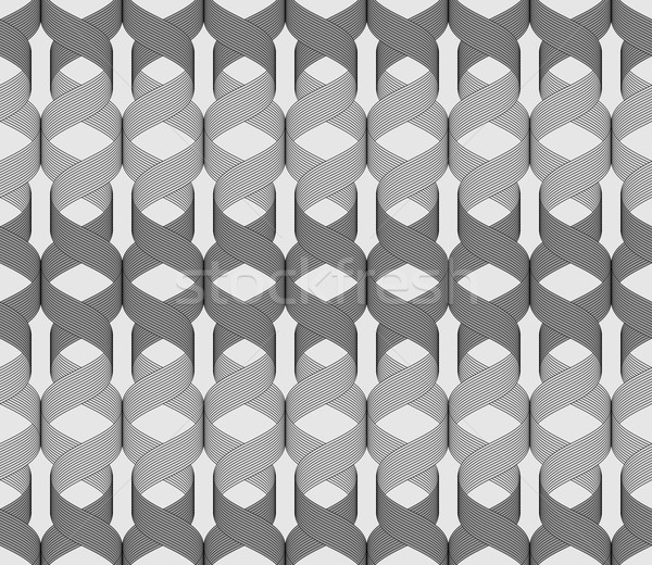 Oscuro luz vertical patrón sin costura Foto stock © Zebra-Finch