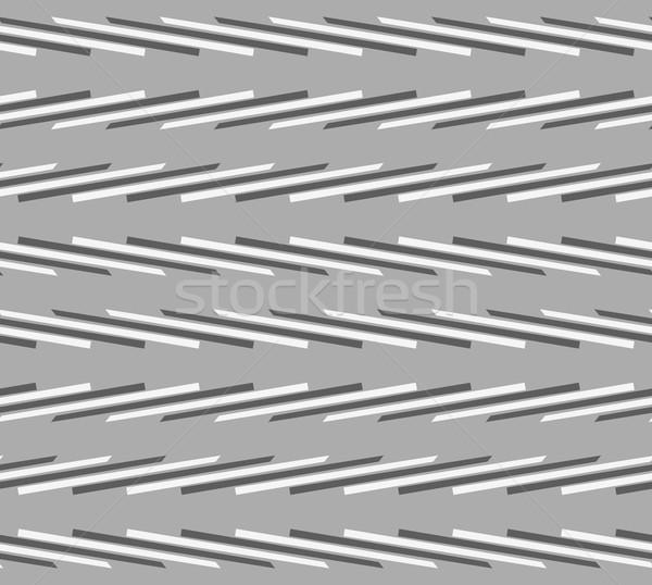 Monokróm minta fehér szürke átló rövid Stock fotó © Zebra-Finch