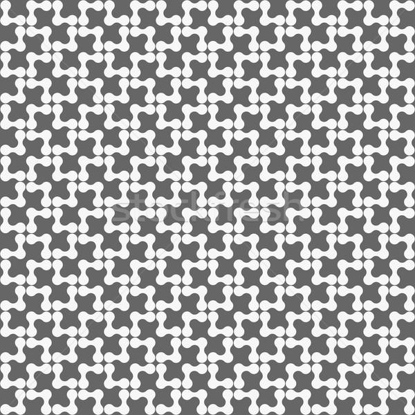 темно серый орнамент бесшовный Сток-фото © Zebra-Finch