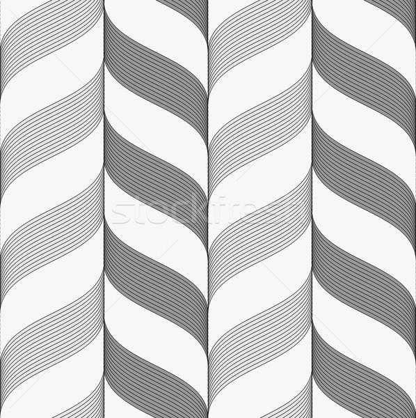 Karanlık ışık dikey model Stok fotoğraf © Zebra-Finch
