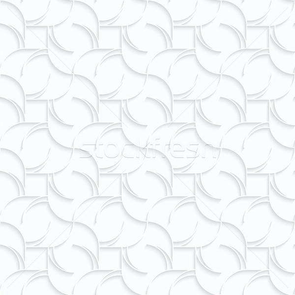 白 紙 ダイヤモンド 幾何学的な ストックフォト © Zebra-Finch