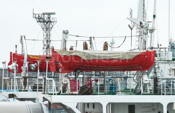 Hajó ipar segítség fehér tábla szállítás Stock fotó © zeffss