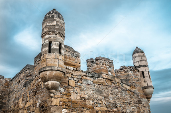 The fortress of Yeni-Kale, Russia, the Crimea, the city of Kerch Stock photo © zeffss