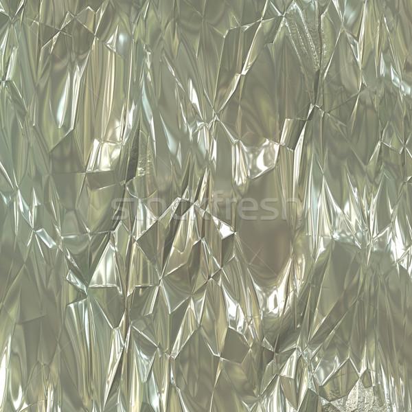 aluminum foil Stock photo © zeffss