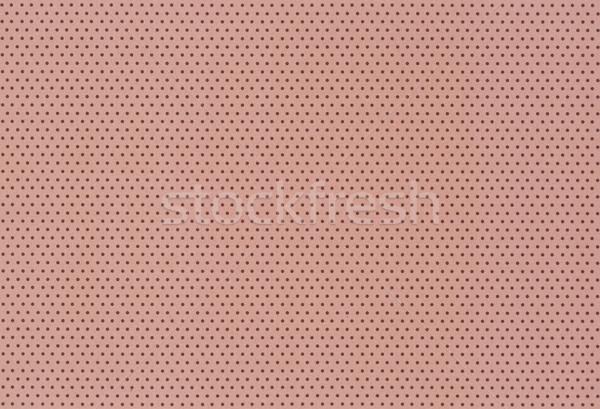 Brown polka dot background Stock photo © Zerbor