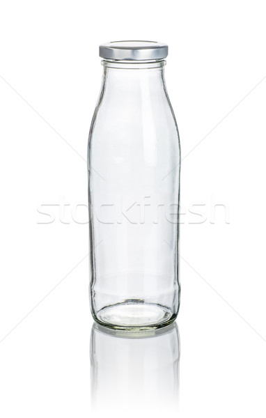 empty milk bottle Stock photo © Zerbor