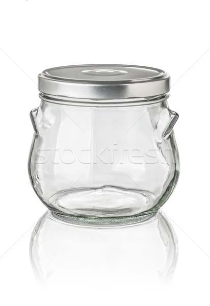 isolated jam jar  Stock photo © Zerbor