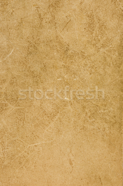 грубая оберточная бумага текстуры Vintage шаблон грязи документа Сток-фото © Zerbor