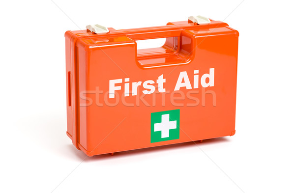 First Aid Kit  Stock photo © Zerbor