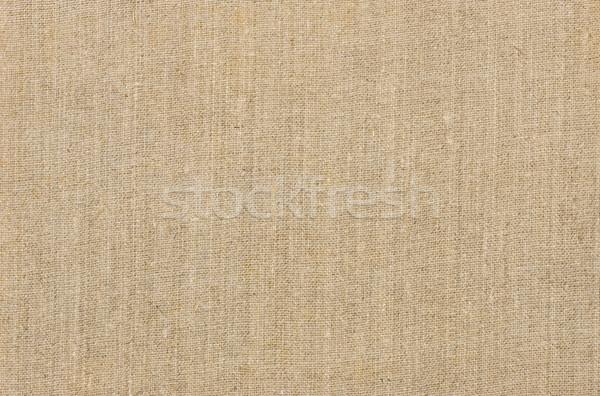 beige linen texture Stock photo © Zerbor
