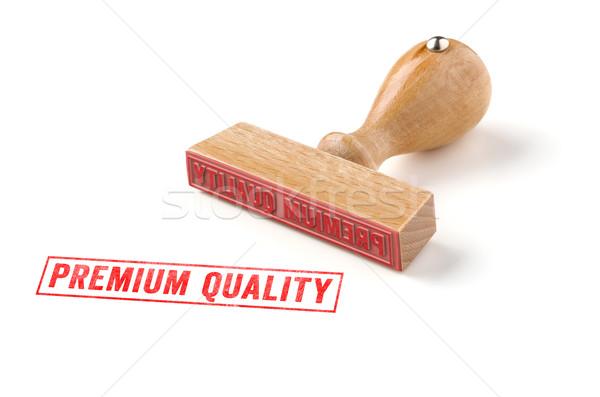 Witte premie kwaliteit frame industrie Stockfoto © Zerbor