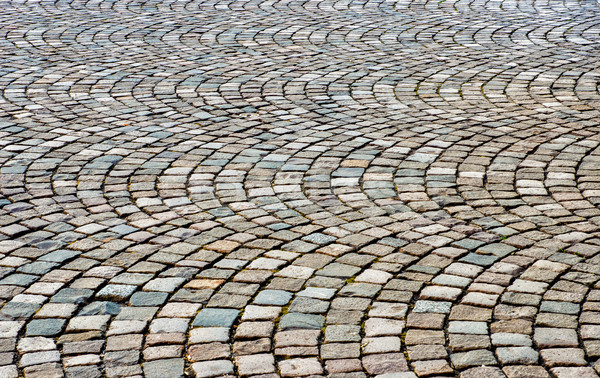 Cobblestone background Stock photo © Zerbor