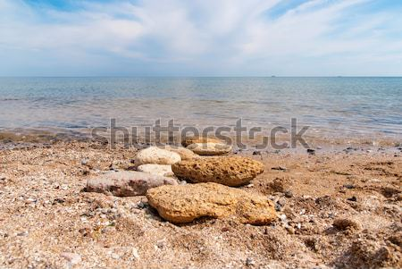 Minerals of Dead Sea Stock photo © Zhukow