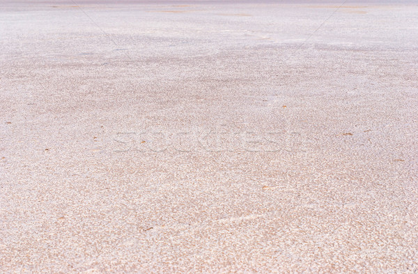 Dry salt lake bottom full of texture. Stock photo © Zhukow