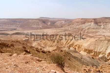 гор пустыне земле горные рок каменные Сток-фото © Zhukow