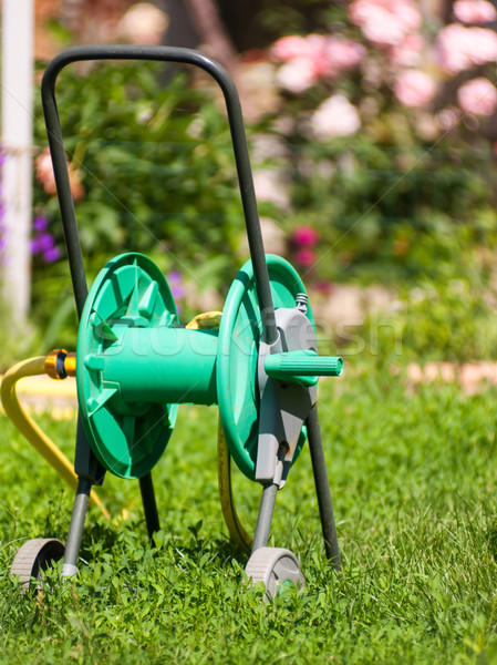 equipment to watering the garden Stock photo © Zhukow